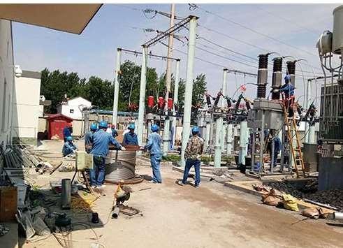 电力安装中的电缆接线施工方法说明