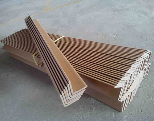 纸护角的组成结构和包装作用