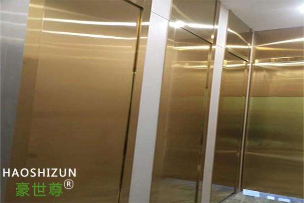 不锈钢电梯工程-2