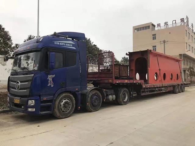 大型设备物流运输