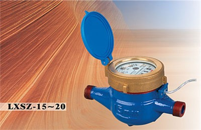 埃美柯水表-直读式电子远传液封水表
