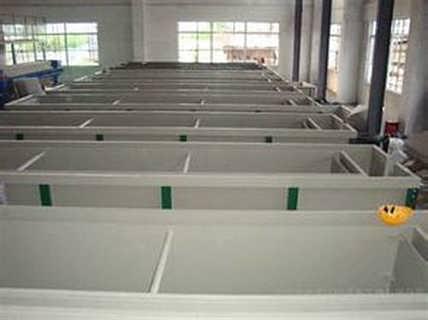 PPH酸洗槽厂家为你介绍酸洗槽的性能特点