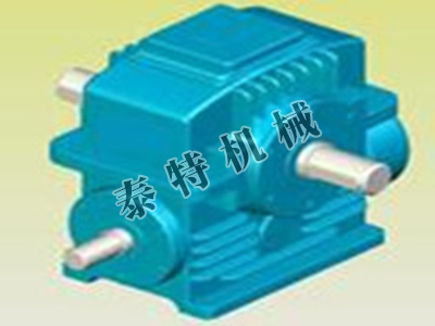 PW型二次包络环面蜗杆减速机