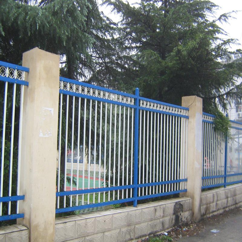 学校铁艺围栏