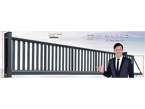 智能悬浮门-H8143