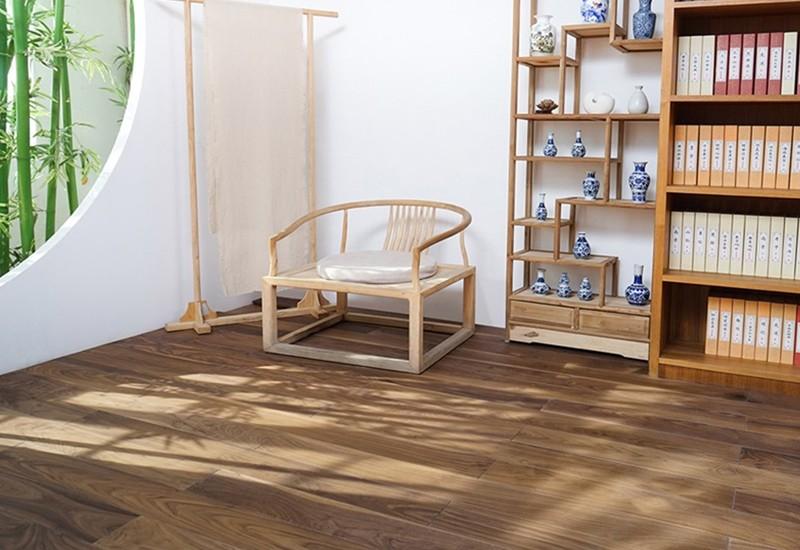 大自然实木地板-淡墨倾城
