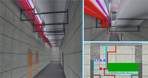 地铁装配式支架的厂家告诉你支架的材料和工艺的特点