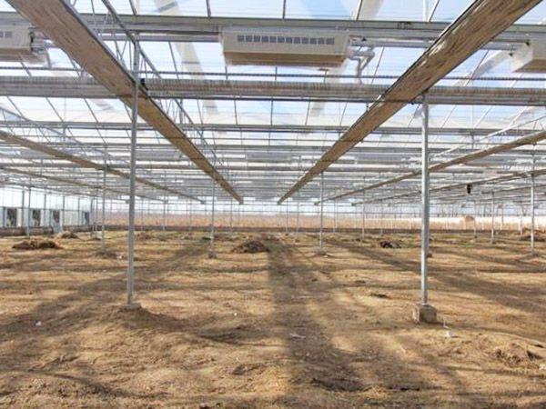 現代農業大棚工程