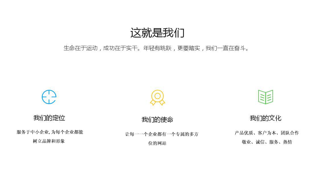 泰兴网站推广公司企业理念
