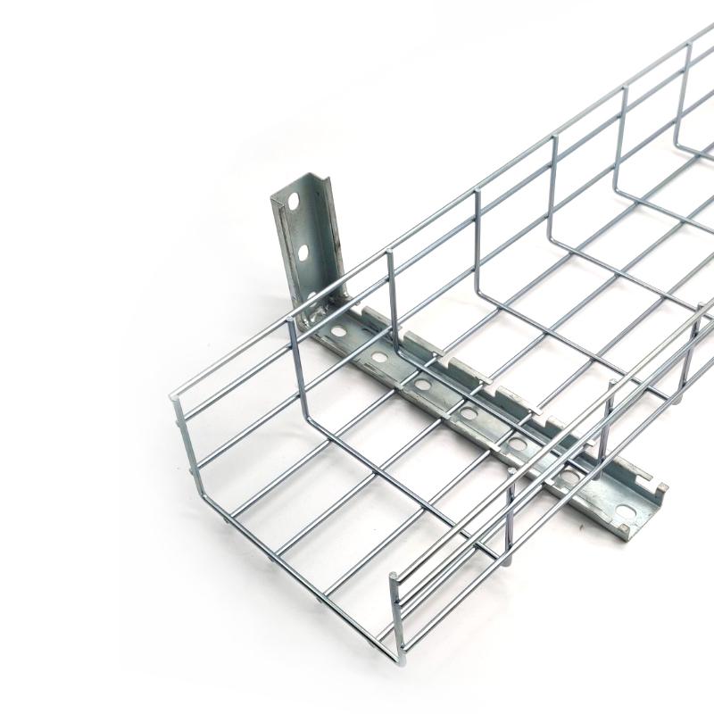 批量生产网格桥架