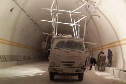 隧道防火涂料基层处理方法及注意事项