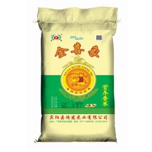金喜象米袋