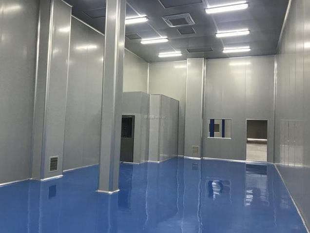上海净化车间装修流程,净化车间的等级划分