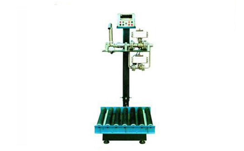 液体定量灌装秤