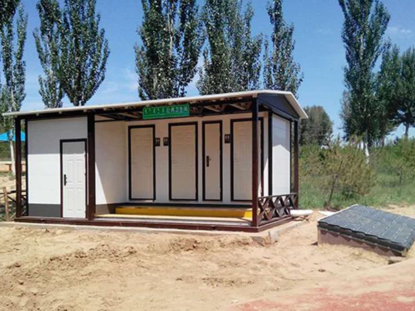 恩格贝景区沙漠项目