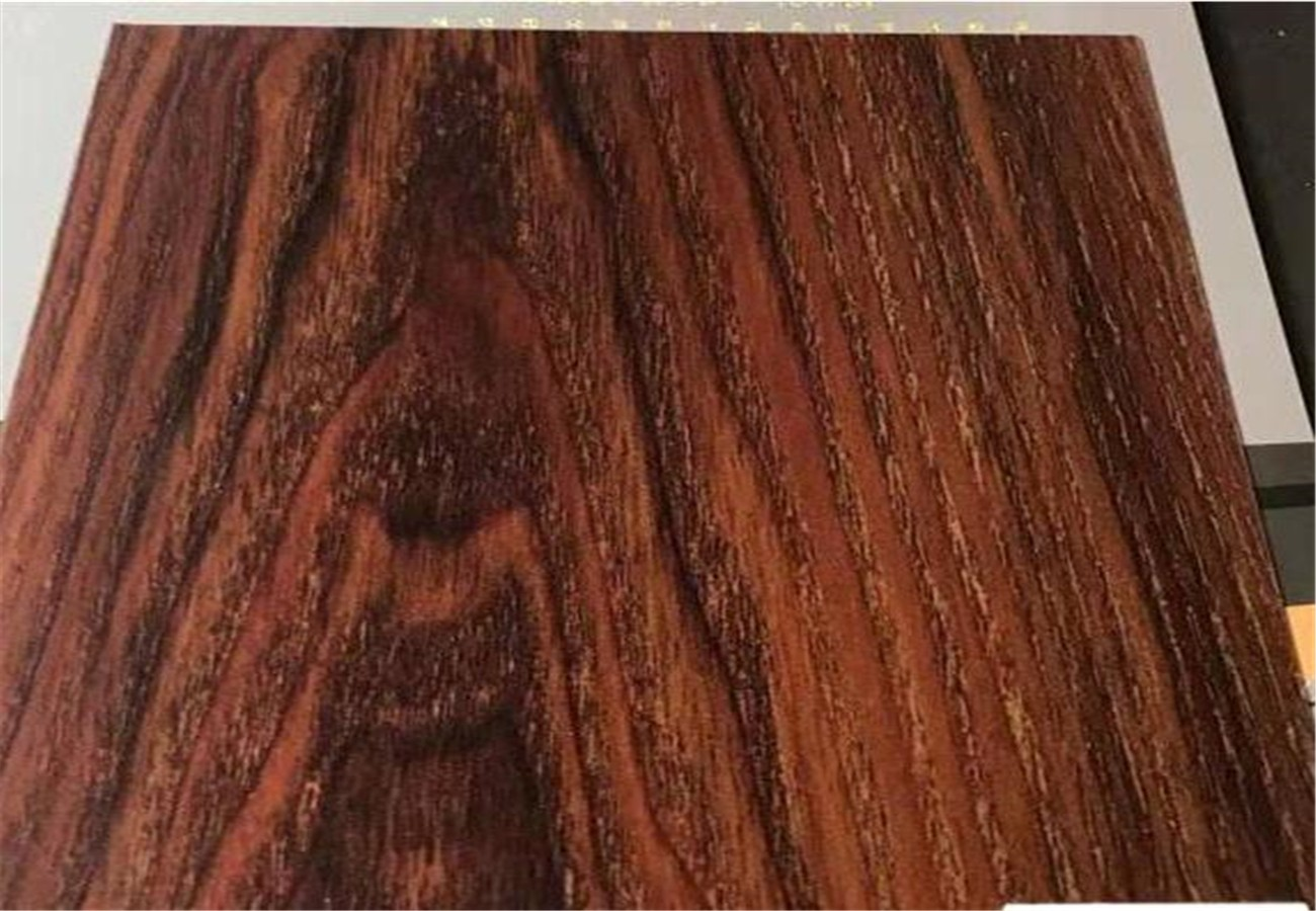 檀香木纹不锈钢板
