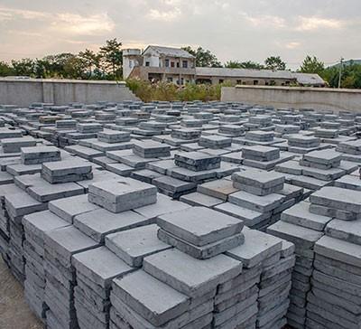 纯粘土土窑400-400-80砖坯打磨