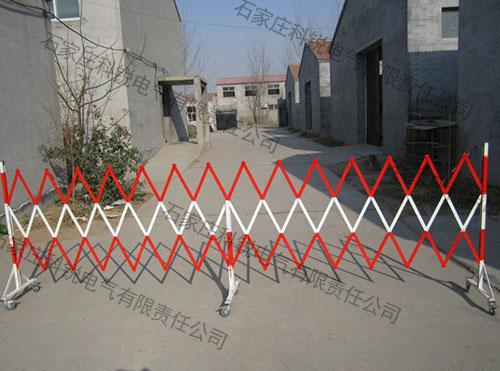 电力安全绝缘伸缩围栏厂家