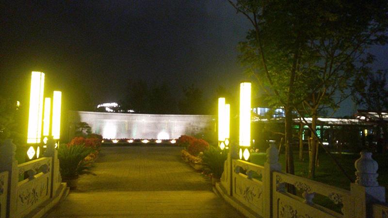邯郸园博园项目