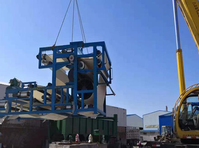内蒙量大的石料厂泥浆分离设备