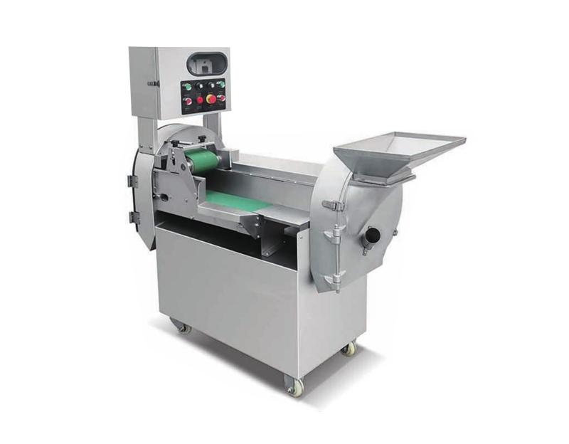 变频多功能切菜机YQC-850(掀盖即停安全设计)