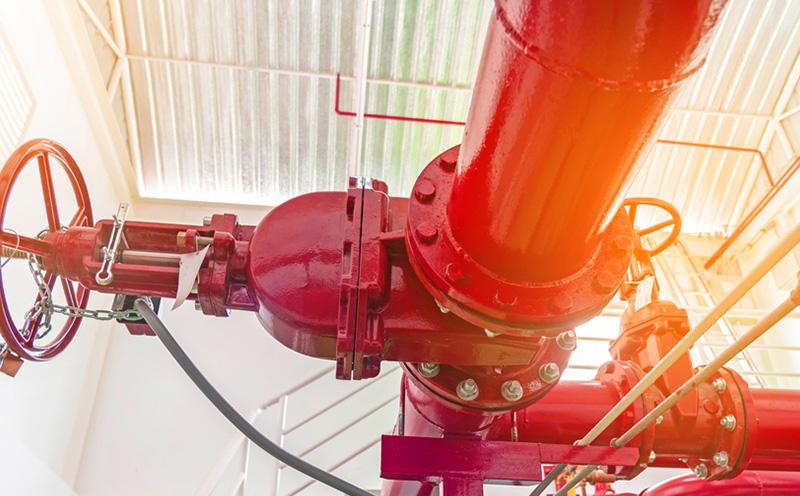 消防泵的关键材料应符合要求