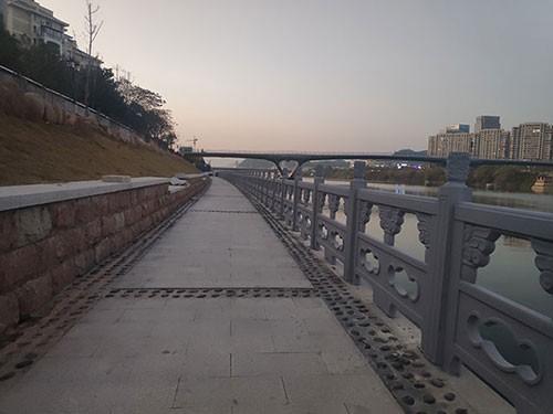 宿州仿石栏杆