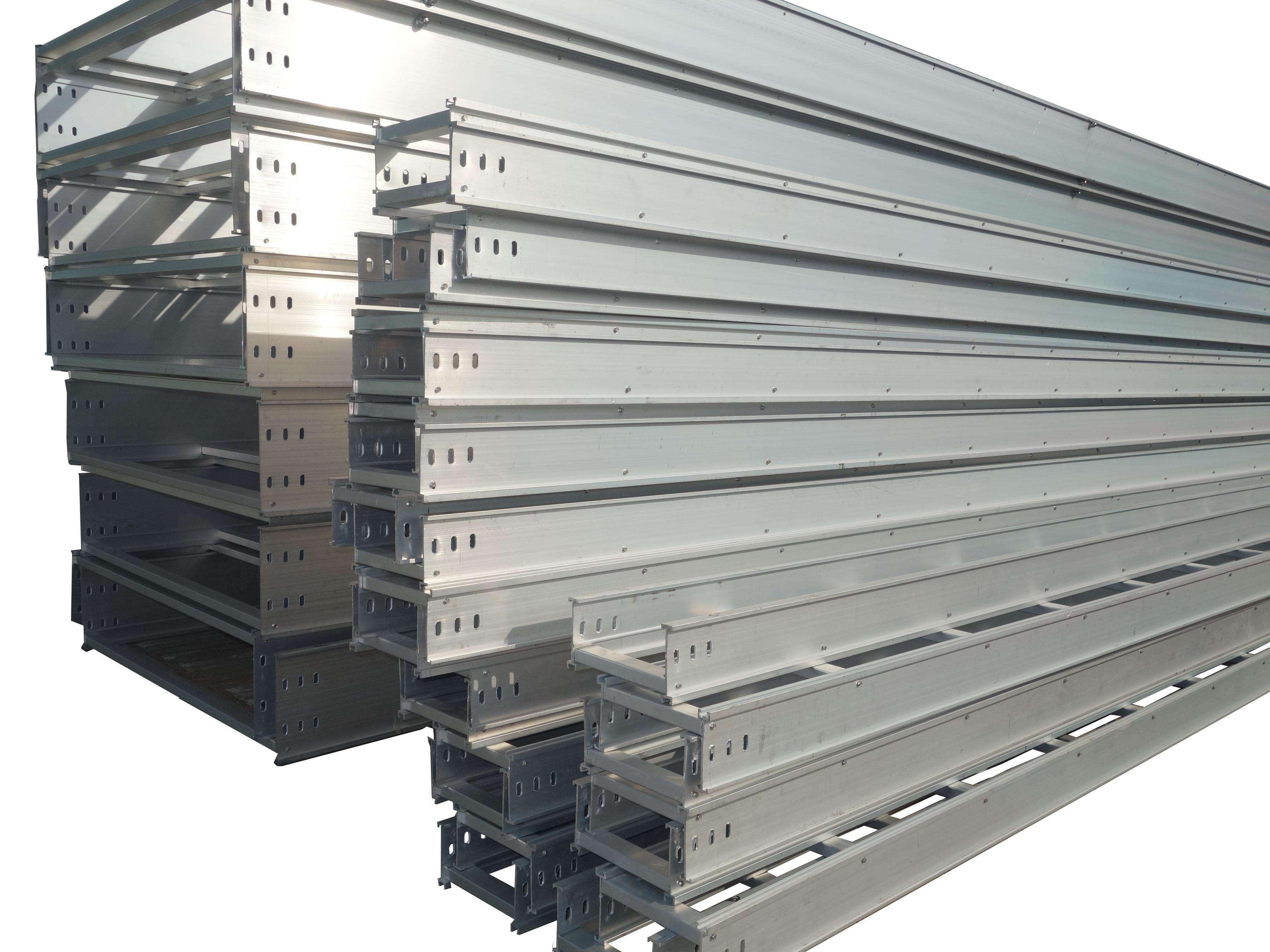 扬中桥架厂家告诉你铝合金桥架在高层建筑的运用