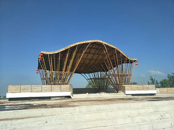 异形竹设计