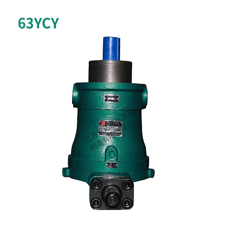 柱塞泵如何餍足不同液压系统的要求