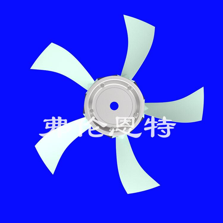 冷却器风扇叶如何提升风量