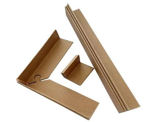 纸护角的结构模式和应用环境