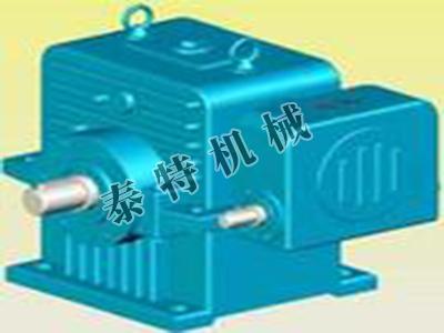 ZC1型双级蜗杆减速机