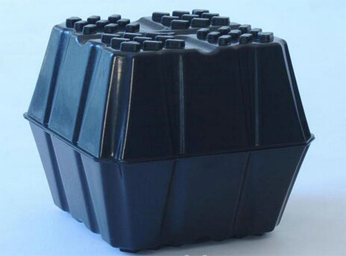 塑料模壳施工中支撑体系的组成