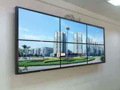 呼和浩特液晶拼接屏与智慧安防城市的发展密切相关