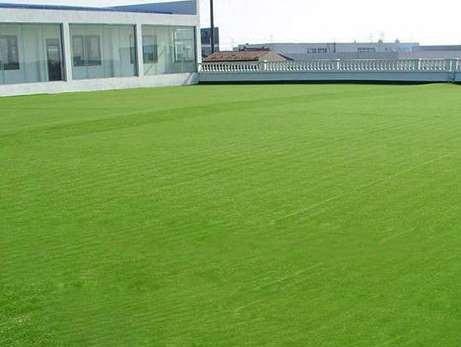 人造草坪可以这样来施工