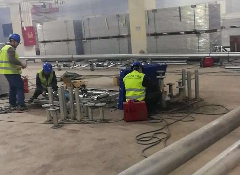 中央空调工业纯水系统