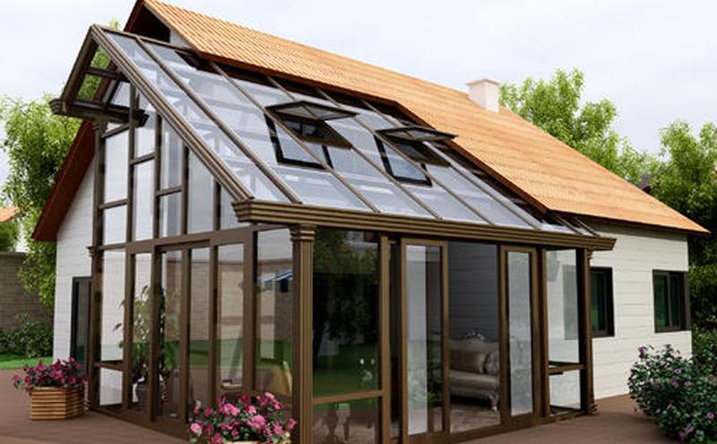 阐述为什么阳光房千万不能用玻璃顶解决方案?