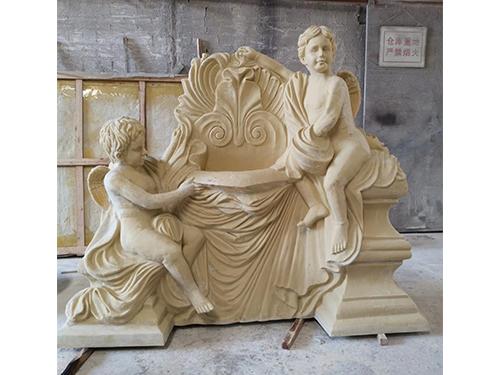 砂岩浮雕的主要成分及其艺术手法详细介绍