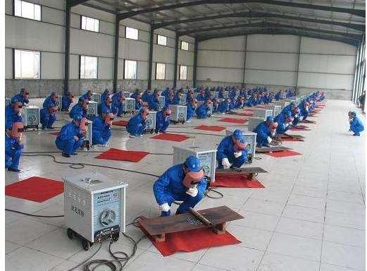 焊工培训内容主要有哪些