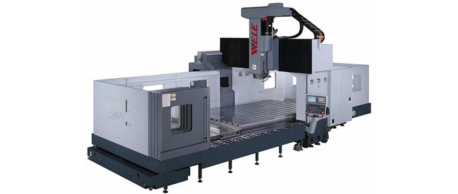 大型数控机床加工或已成为机械加工趋势的风向标
