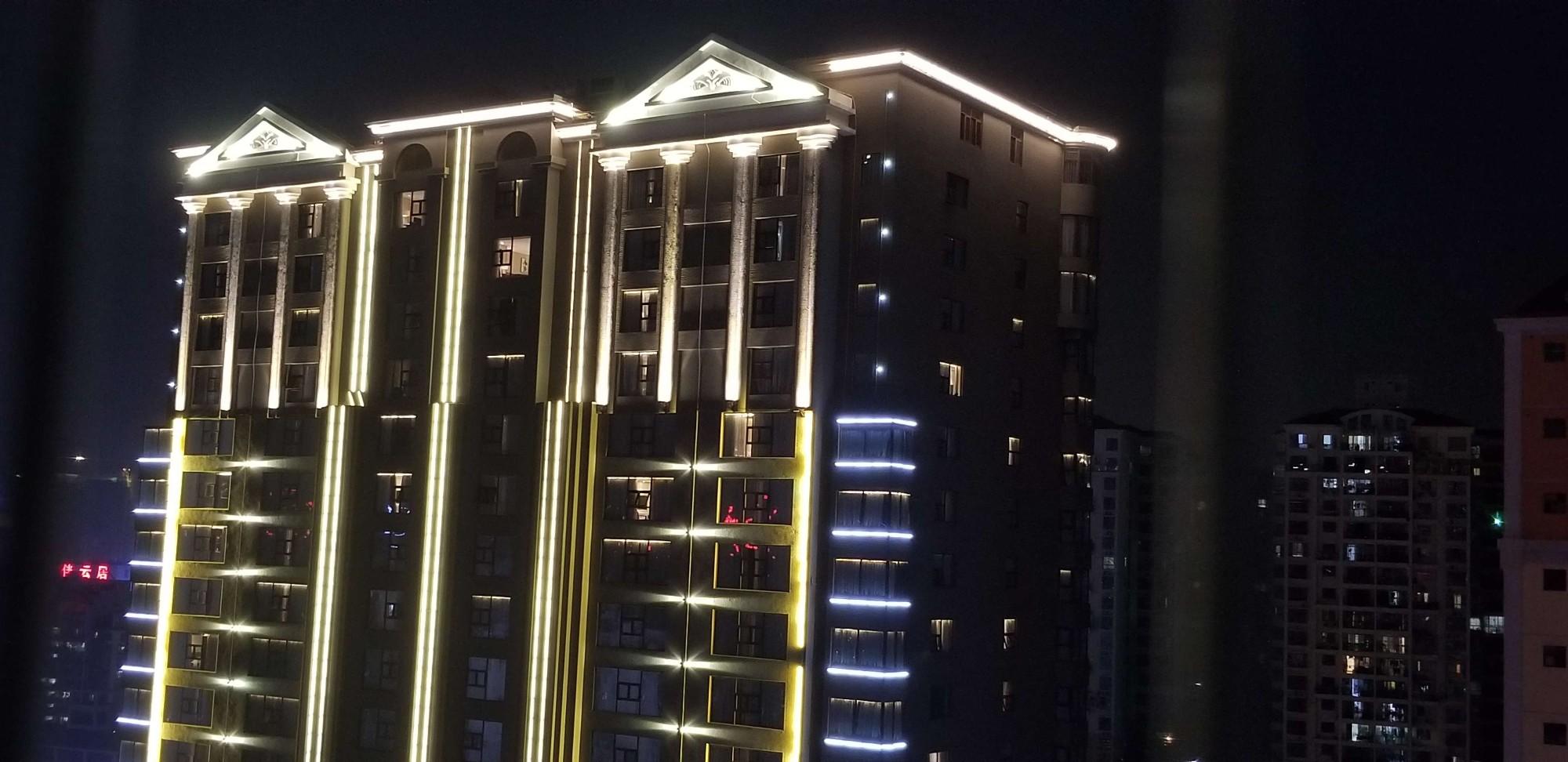 珠海LED亮化工程