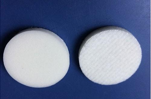 白刚玉海绵砂纸 1000+1000