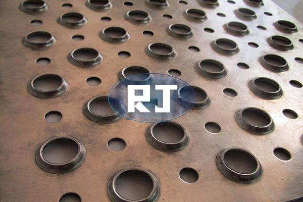 热浸镀锌冲孔网板的品质特性及运用范畴详细介绍