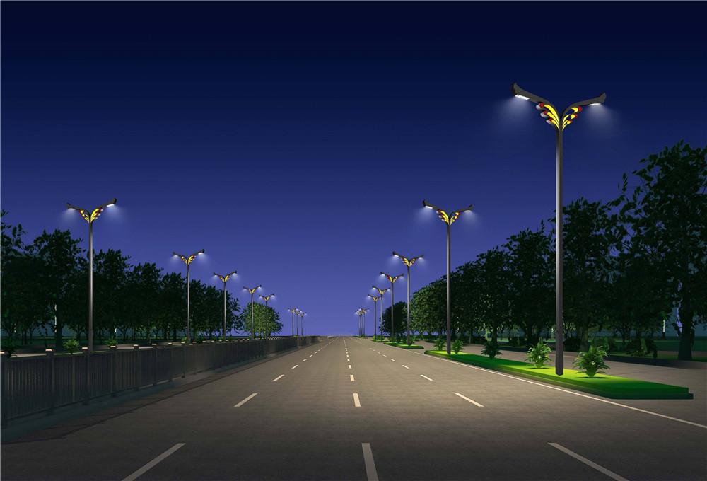 你买的路灯质量如何?来看一下吧!