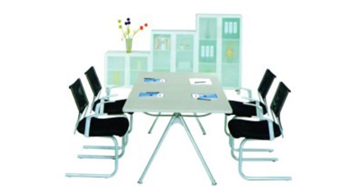 四人洽谈桌