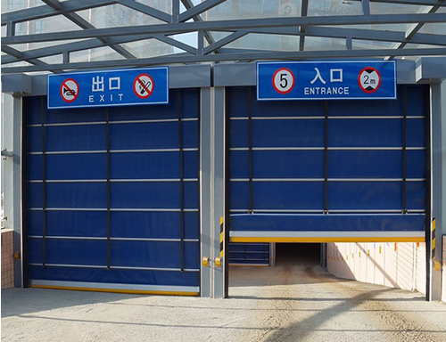 企业车间为什么要安装车库门?它有什么优点