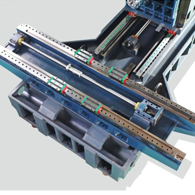 TW-500单台分度卧式加工中心