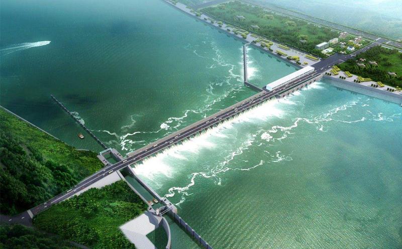 水利水电工程施工进度控制的原则与措施