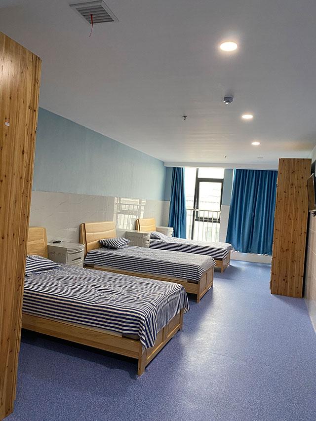 养老院半护理寝室